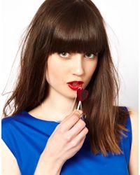 Tatty Devine - Red Lollipop Necklace - Lyst