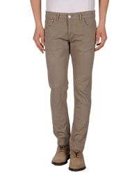 Entre Amis | Natural Casual Pants for Men | Lyst