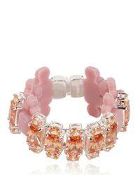 EK Thongprasert - Pink Gatsby Bracelet - Lyst