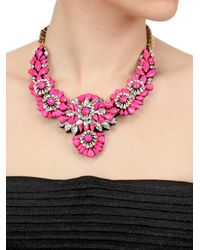 Shourouk | Metallic Apolina Necklace | Lyst
