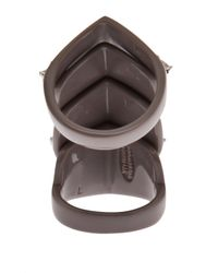 Vivienne Westwood - Gray Armour Ring - Lyst