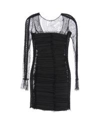 Emilio Pucci   Black Short Dress   Lyst