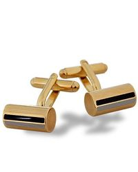 FORZIERI | Metallic Pitti - Unconventional Gold Plated Cuff Links for Men | Lyst