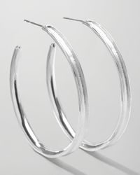 Ippolita | Metallic Venezia Hoop Earrings  | Lyst