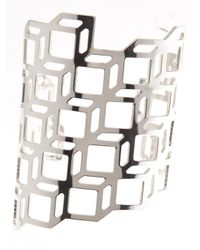 Pierre Hardy - Metallic Cuff - Lyst