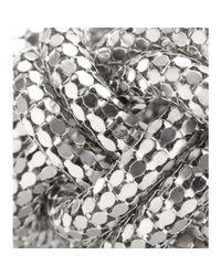 Lara Bohinc | Metallic Large Plait Bangle | Lyst