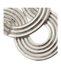 Lara Bohinc - Metallic Lunar Eclipse Necklace - Lyst