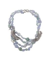 Alexis Bittar | Metallic Siyabona Large Panther Necklace | Lyst