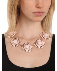 BaubleBar | Pink Rose Sunray Collar | Lyst