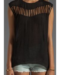 Blessed Are The Meek | Black Lost Ark Top | Lyst