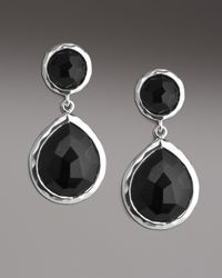 Ippolita | Black Onyx Drop Earrings | Lyst