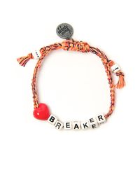 Venessa Arizaga | Orange Heart Breaker Bracelet | Lyst