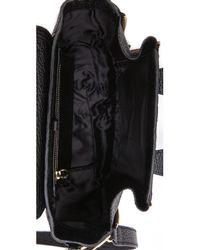 3.1 Phillip Lim - Black Mini Pashli Satchel - Lyst