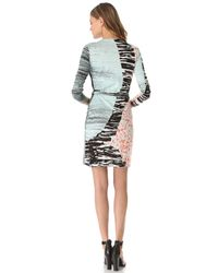 Diane von Furstenberg - Multicolor Jenn Dress - Lyst