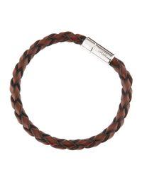 Tateossian - Brown Bracelet for Men - Lyst