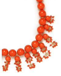 BaubleBar - Pink Tangelo Ariel Necklace - Lyst