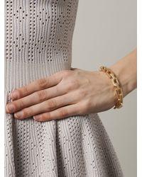 Eddie Borgo - Yellow Helix Link Bracelet - Lyst