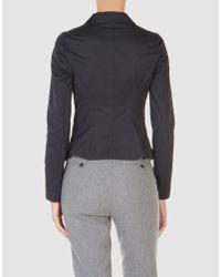 Calvin Klein - Black Blazer - Lyst