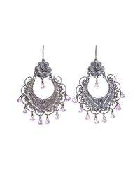 First People First | Purple Earrings | Lyst