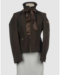 Geospirit - Brown Jacket - Lyst