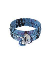 Alyssa Norton | Blue Bracelet | Lyst