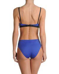 Annaclub by La Perla - Blue Bikini - Lyst