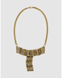 Anndra Neen | Metallic Necklace | Lyst