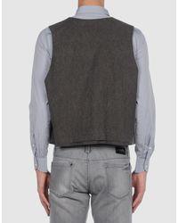 Damir Doma - Gray Vest for Men - Lyst