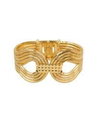 Lara Bohinc - Metallic Bracelets - Lyst