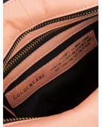 Golden Lane - Pink Tote Bag - Lyst