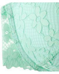 H&M - Green Pushup Bra - Lyst