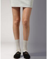 Falke | White Sensual Soft Touch Socks | Lyst