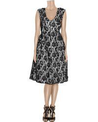 Callula Lillibelle - Black Janie Lace Dress - Lyst