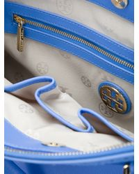 Tory Burch | Blue Robinson Spectator Bag | Lyst
