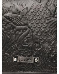Jean Paul Gaultier - Black Small Square Tattoo Bag - Lyst