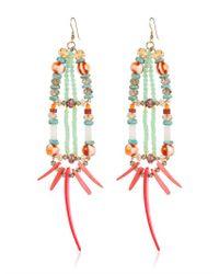 Anita Quansah London | Multicolor Thea Earrings | Lyst