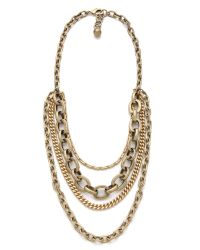 Lulu Frost | Blue Travel Necklace | Lyst