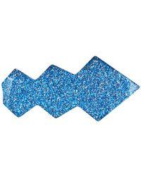 Jean Paul Gaultier - Blue Lightning Brass Knuckles - Lyst