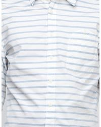 Life After Denim | Blue Alcatraz Shirt for Men | Lyst
