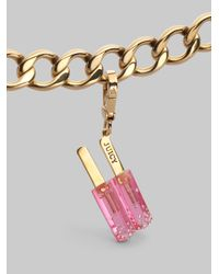 Juicy Couture - Metallic Popsicle Charm - Lyst