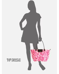 Longchamp | Pink Darshan Large Tote Bag | Lyst