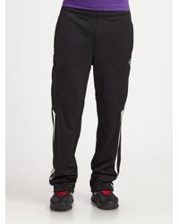 RLX Ralph Lauren | Black Interlock Knit Athletic Pants for Men | Lyst