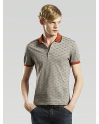 b8b8dda8f Lyst - Gucci Gg Polo in Brown for Men