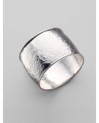 Ippolita - Metallic Sterling Silver Cuff Bracelet - Lyst