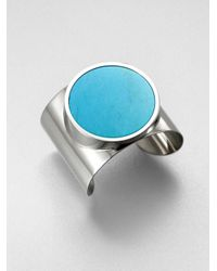 Michael Kors | Metallic Slice Cuff Bracelet | Lyst