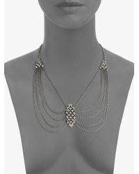 Stephen Webster - Metallic Chain Necklace - Lyst