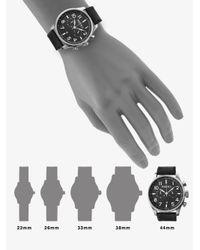 Brera Orologi - Black Classico Stainless Steel Chronograph for Men - Lyst
