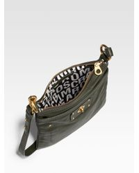 Marc By Marc Jacobs | Green Totally Turnlock Sia T Mini Shoulder Bag | Lyst