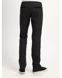 Madisonpark Collective | Gray Postman Tuxedo Pants for Men | Lyst