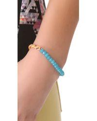 Shashi - Natural Roxy Large Bracelet - Lyst